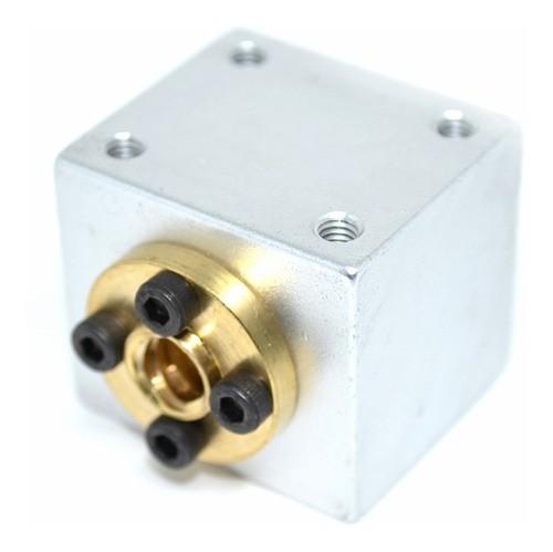 Suporte Para Castanha De Latão Tr8 Passo 8mm - Cnc Router 3d