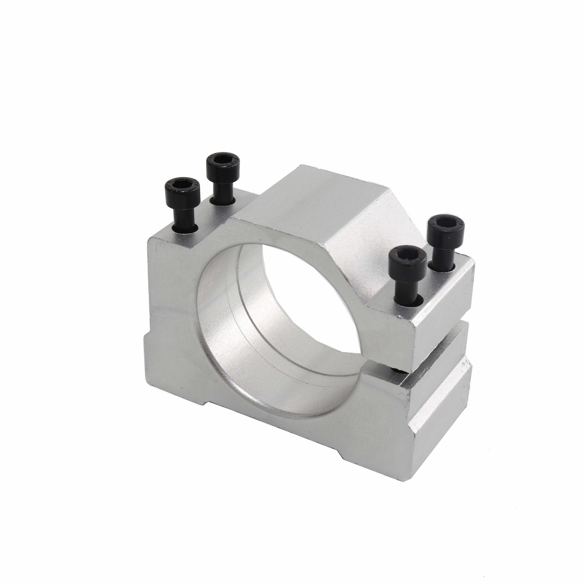 Suporte Para Motor Spindle Cnc 52mm