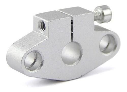 Suporte Shf8 Para Eixo 8mm - Automação Cnc Router 3d