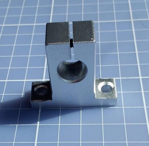 Suporte Sk10 Para Guia Linear 10 Mm - Automação Cnc 3d