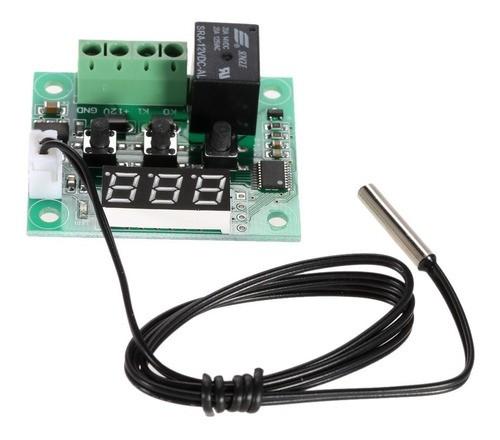 Termostato / Controle Temperatura W1209 Chocadeira - Full