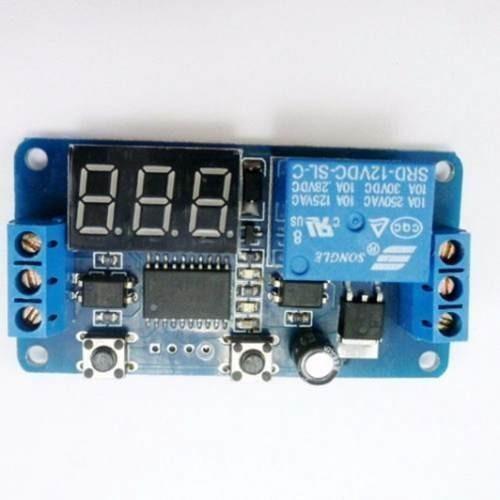 Timer Temporizador Programavel Digital 0 - 999 Seg.