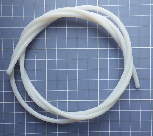 Tubo Ptfe Diamento Externo 4mm Interno 2mm Filamento 1.75mm