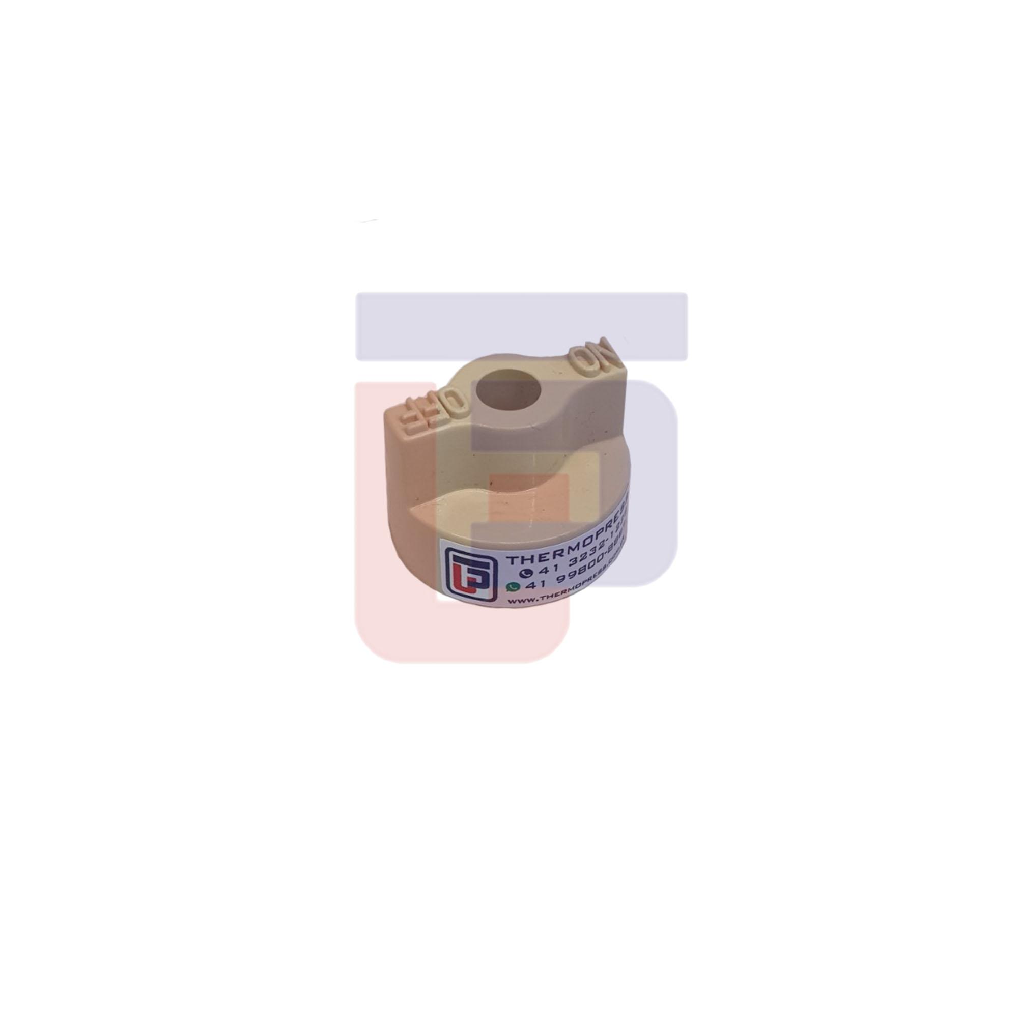 Botão para válvulas de gás Unitrol®