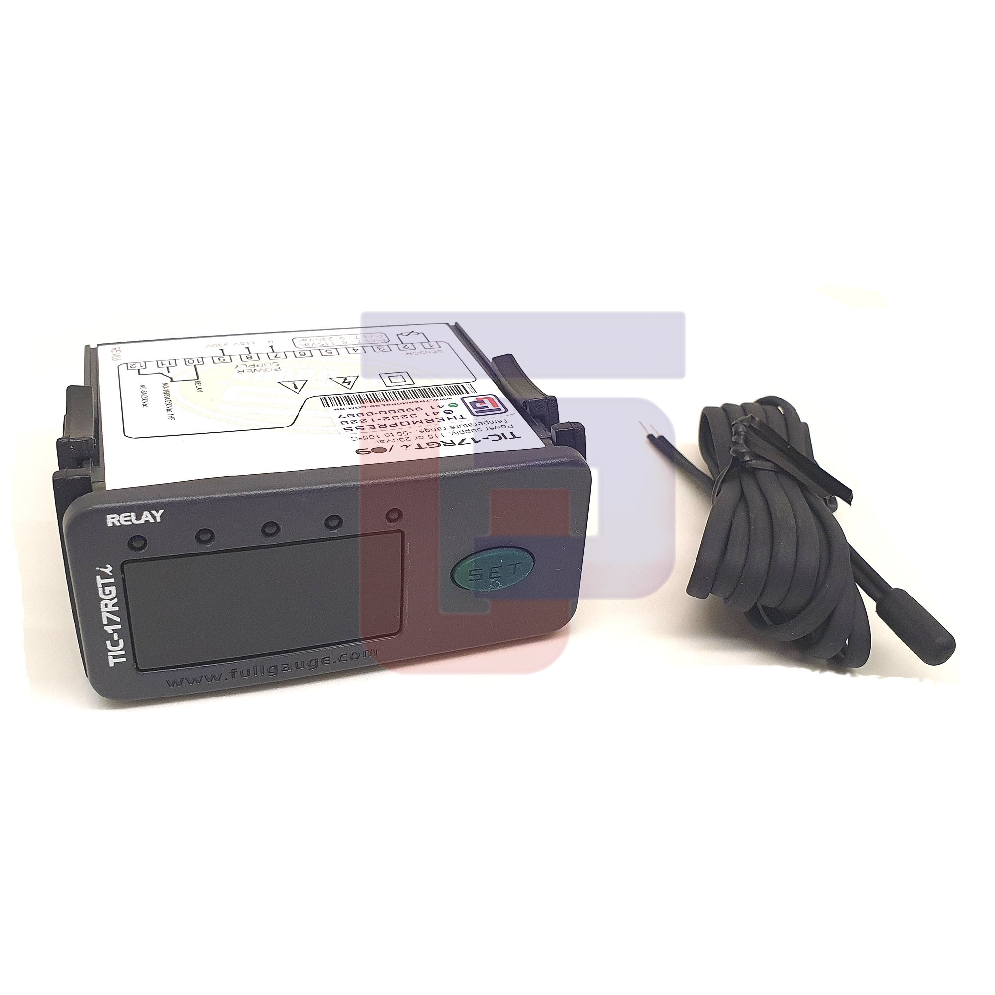 Controlador de Temperatura TIC17RGTi