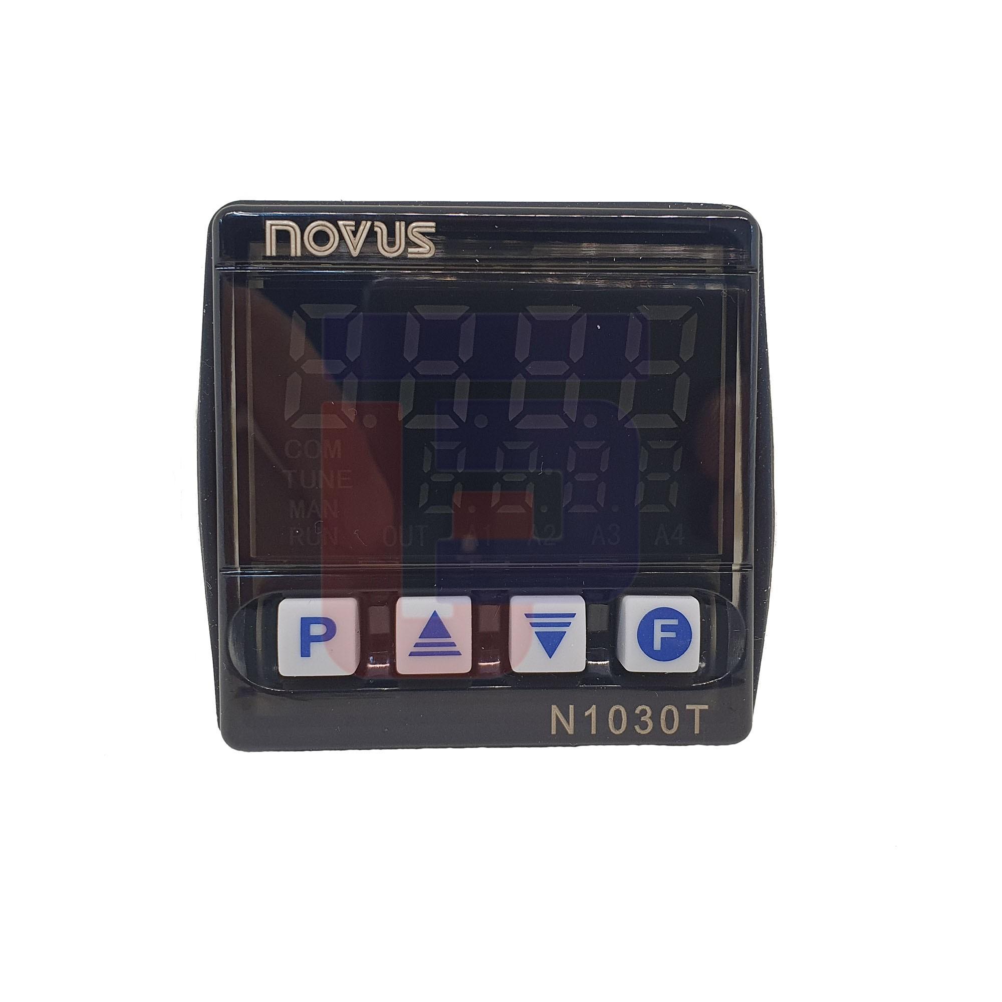 Controlador de Tempo e Temperatura N1030T