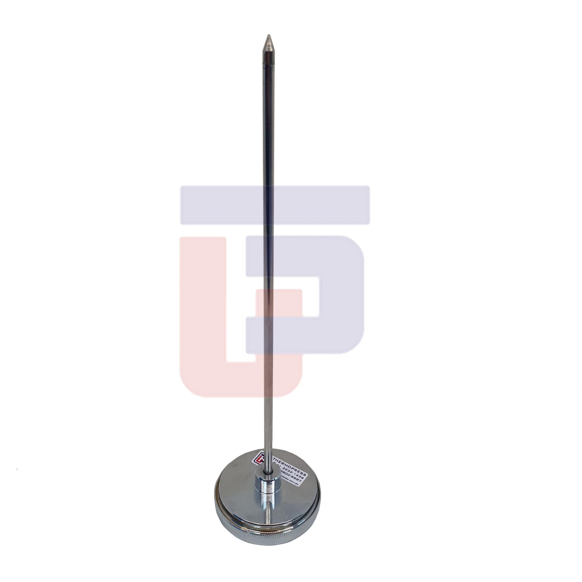 Termômetro  Analógico 0-250°C haste inox 200mm