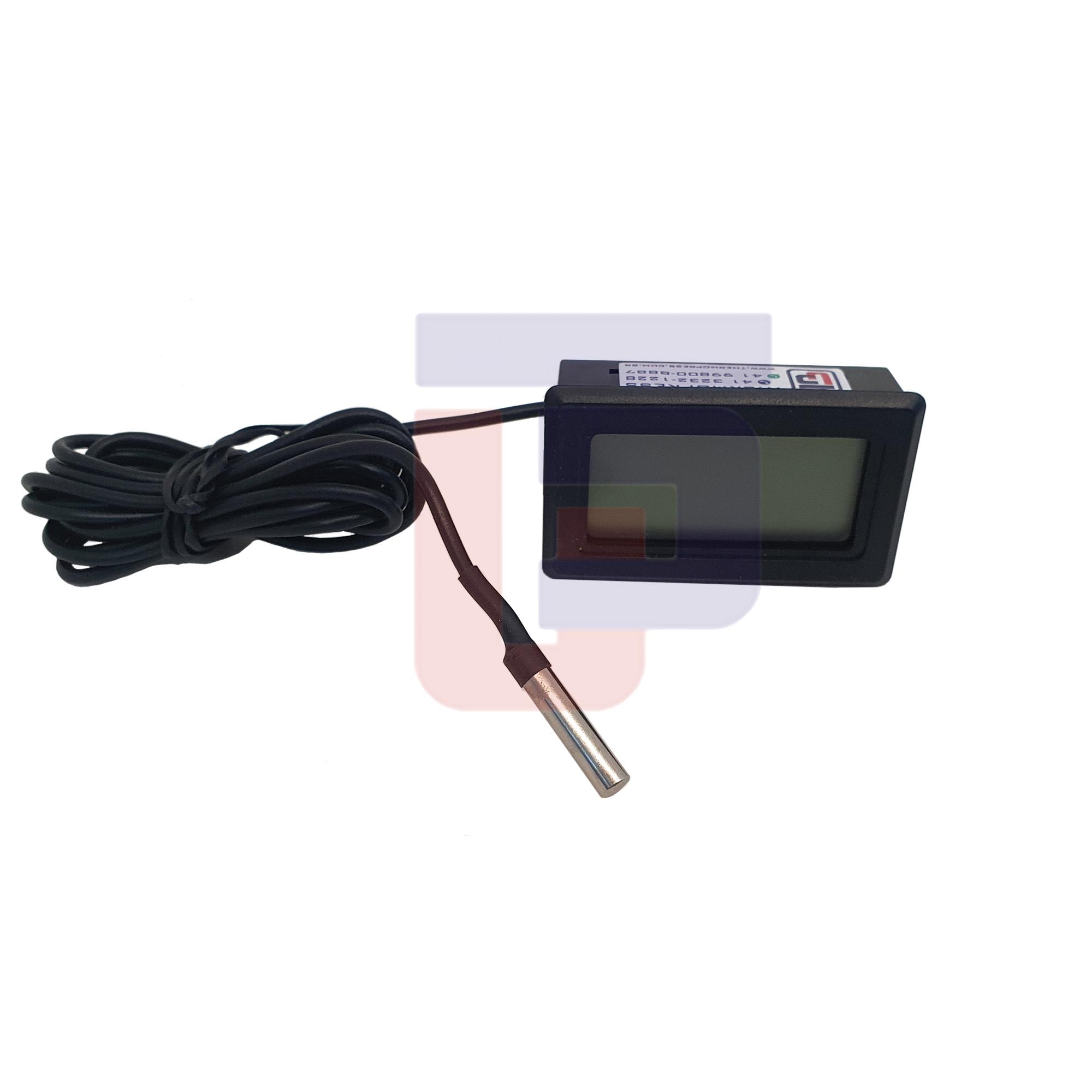 Termômetro Digital LCD -50+99°C
