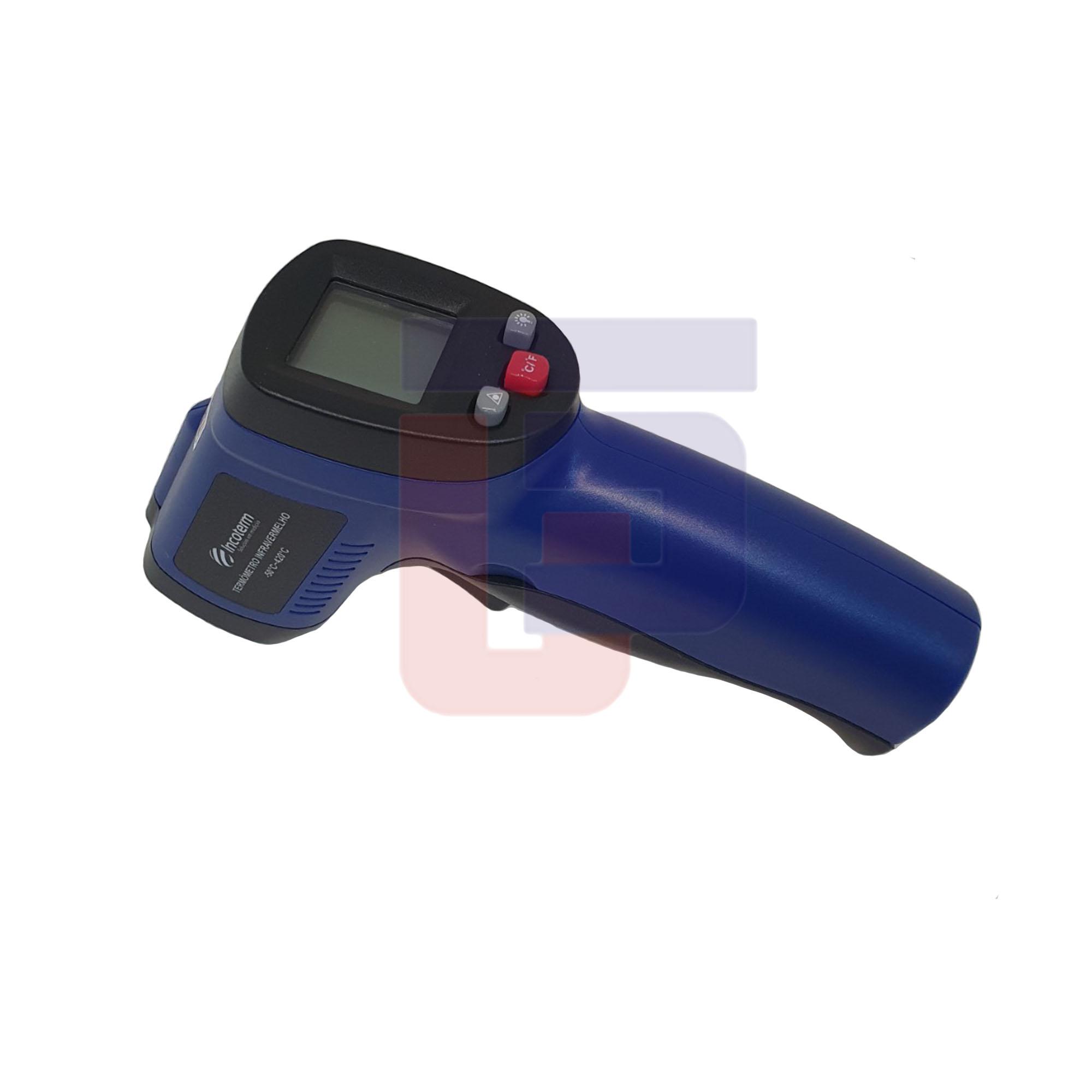 Termômetro Infravermelho ST-400 Incoterm