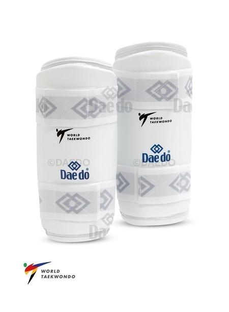 Antebraço Taekwondo Daedo Iron - Selo WT