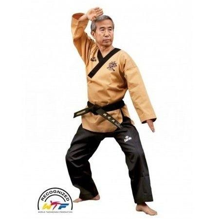 Dobok Poomsae Daedo Gold Master - Selo WT