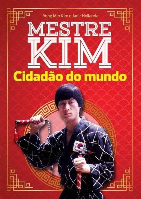 Livro Mestre Kim - Um Cidadão Do Mundo