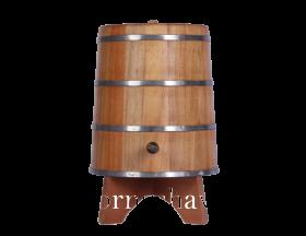 Dorna 5 litros madeira jequitibá Dornas Havana