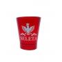 Copo Seleta shot personalizado vermelho