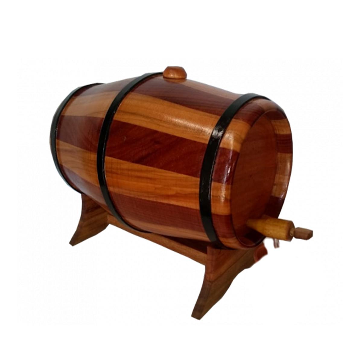 Barril 5 litros Balsamo+Jequitibá