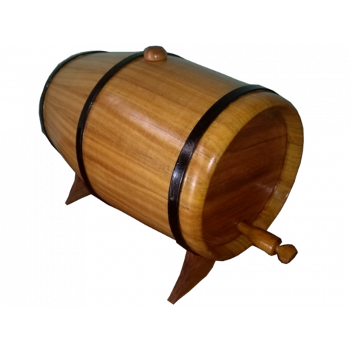 Barril 10 litros Amburana