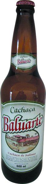 Cachaça Baluarte Balsamo 600ml