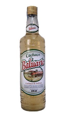 Cachaça Baluarte Balsamo 670ml
