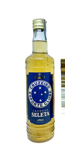 Cachaça Cruzeiro ( Oficial ) Seleta