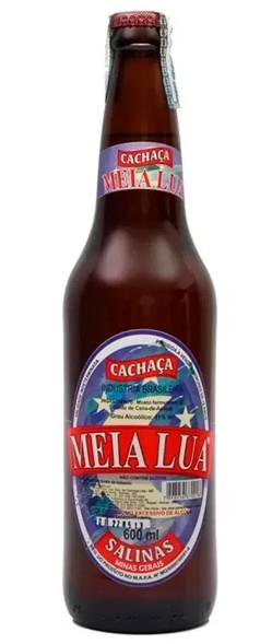 Cachaça Meia Lua Balsamo 600ml