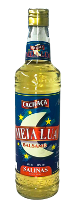 Cachaça Meia Lua Balsamo 670ml