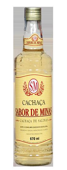 Cachaça Sabor de Minas 700ml