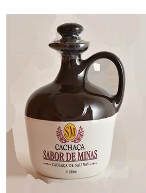 Cachaça Sabor de Minas Porcelana Moringa 1000ml