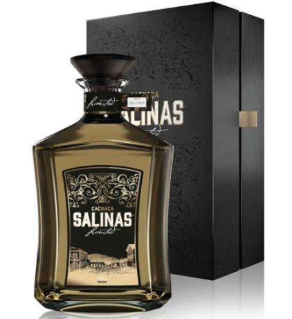 Cachaça Salinas Limited 700ml