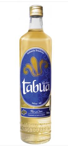 Cachaça Tabua Flor de Ouro 670ml