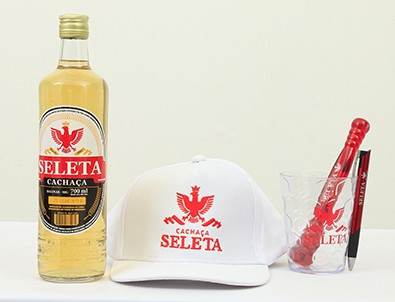 Kit Cachaça Seleta Top