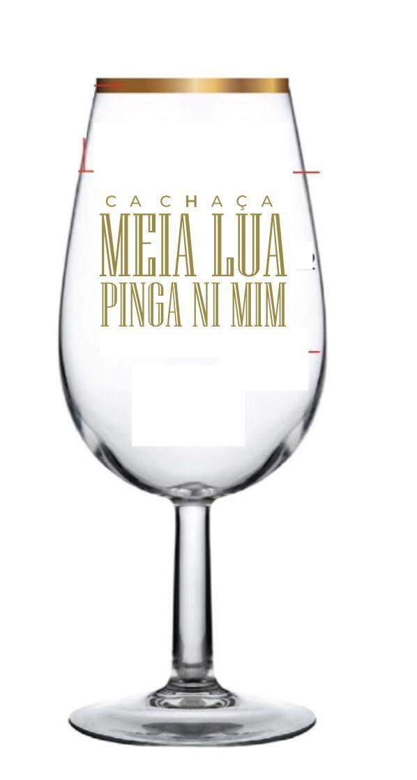 Taça Meia Lua Pinga ni mim iso 200 ml
