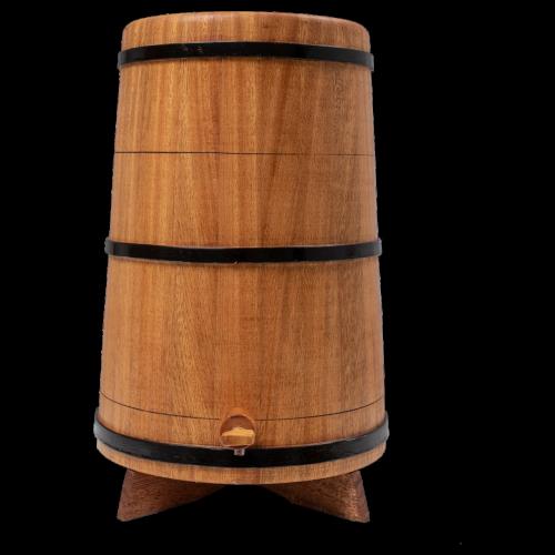 Tonel 10 litros Amburana