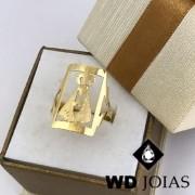 Anel de Ouro da Nossa Senhora 6g MJA39