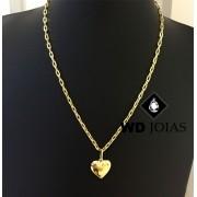 Corrente de Ouro Cartier com Pingente 45 cm 20gr WD8963