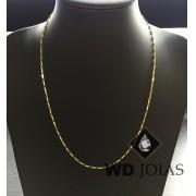 Corrente Ouro 18k Cartier 55 cm 4,2gr WD8878