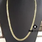 Corrente Ouro 18k Grumet 60 cm 29gr WD8915