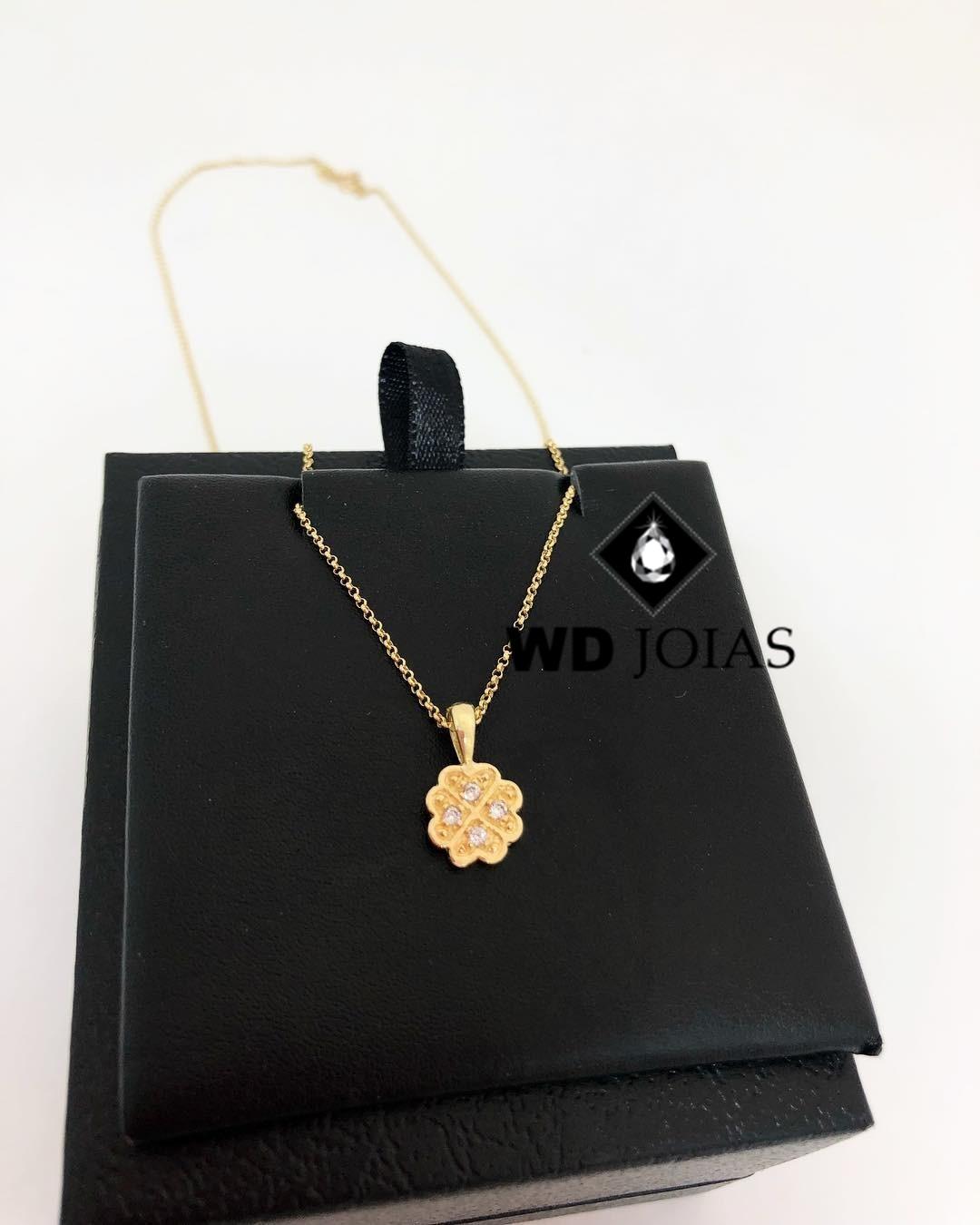 Corrente de Ouro Portuguesa 45 cm 7gr WD8950