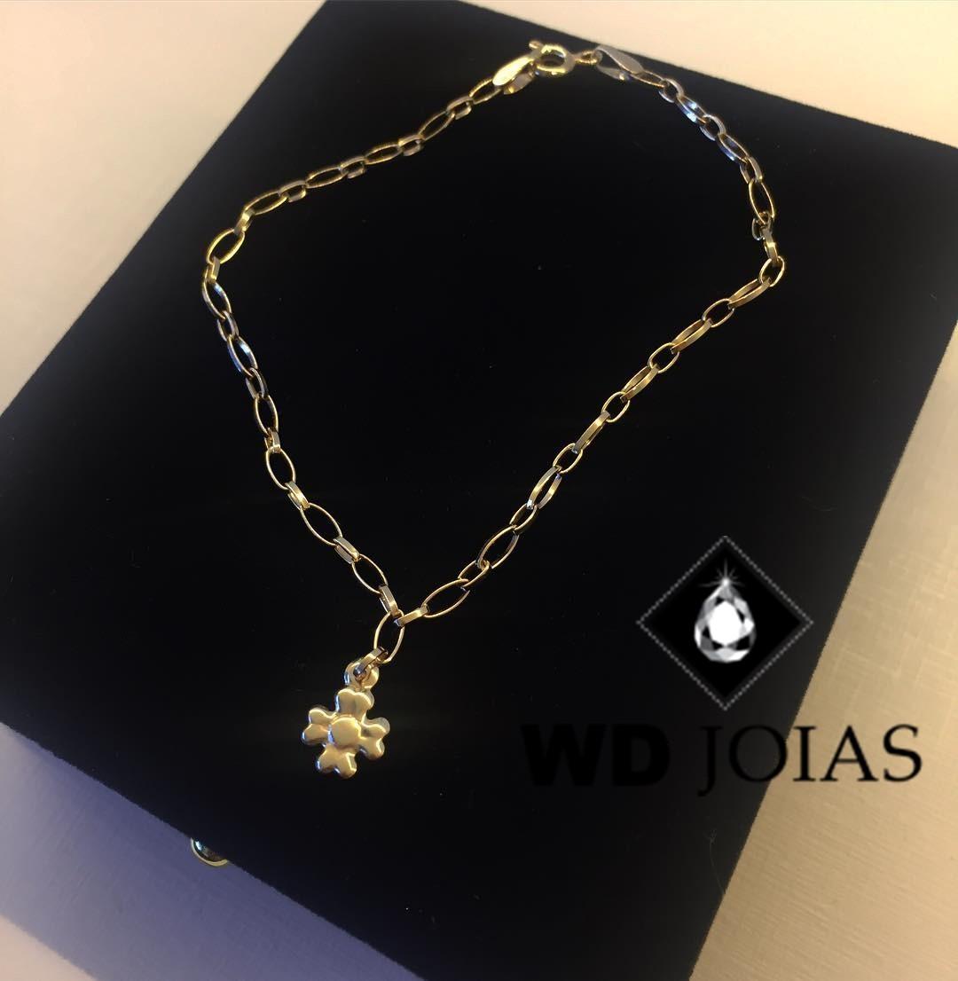 Pulseira de Ouro Cartier Feminino 18cm 7,5gr WD8978