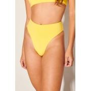 Calça Hot Pants Asa Delta Amarelo