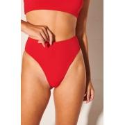Calça Hot Pants Asa Delta Vermelho