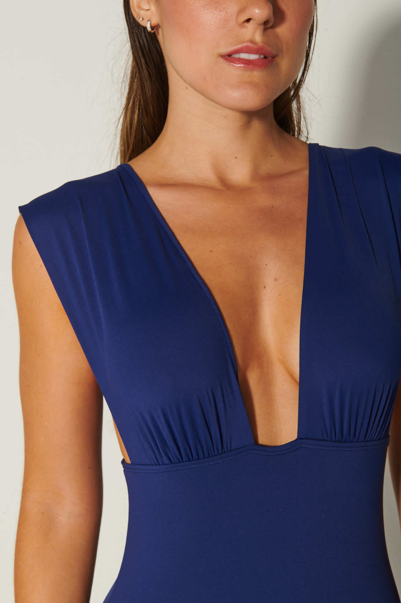 Body Diva Azul Marinho