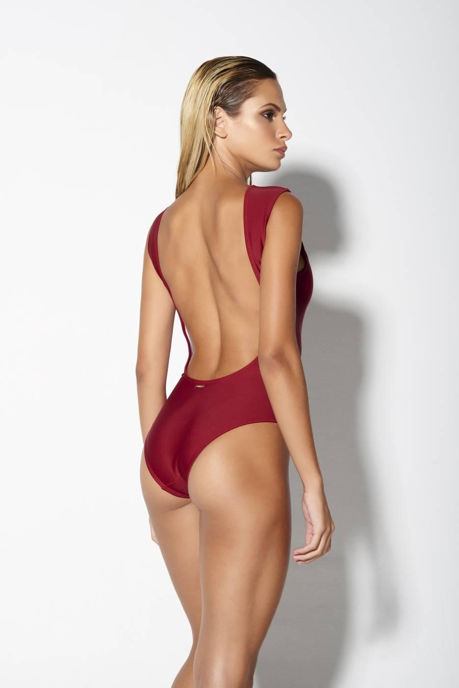 Body Malta Vermelho Dark