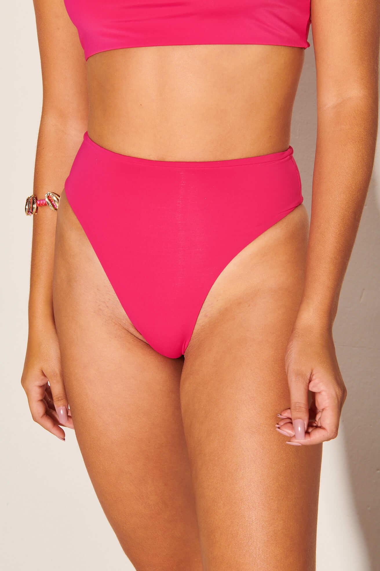 Calça Hot Pants Asa Delta Pink