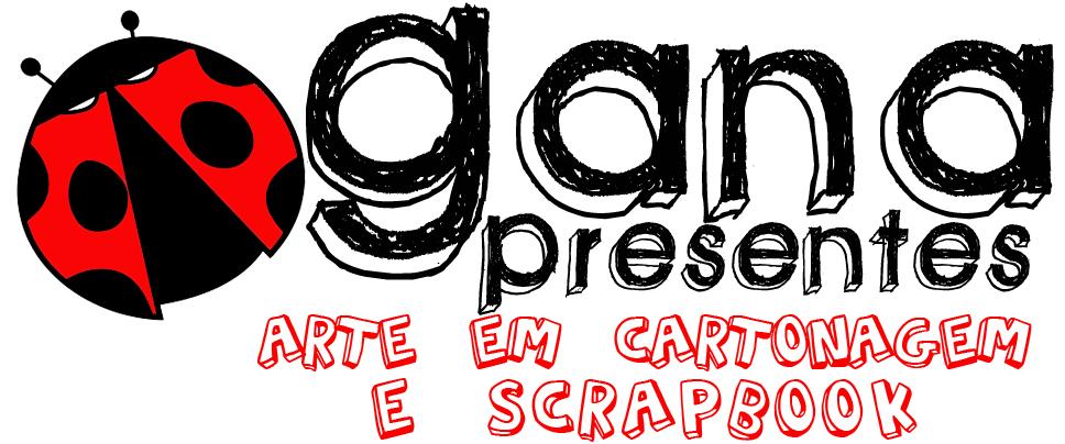 Gana Presentes - Cartonagem Patch e Scrap