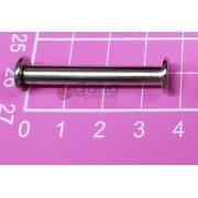 10 Pinos para álbuns de scrapbook Pino35 - 3,5cm Pino álbum 400437