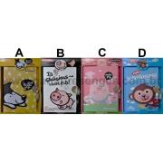Diário Secreto Hello em 4 capas - 29DN-P007 B BRANCO PIG