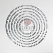 Faca de corte - Circular 6 tamanhos 22803