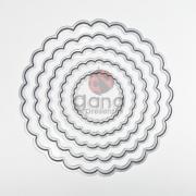 Faca de corte - Escalope Circular 5 tamanhos 22813
