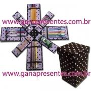Kit de cartonagem - Estojo com tampa 19cm 101579