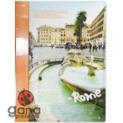 Pasta Catalogo 40 folhas ROME 50203-65202